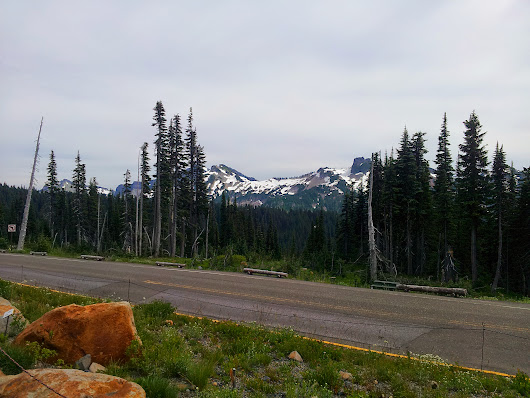 Sunday afternoon in Mount Rainier National Park