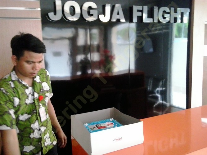 Catering Jakarta International Airport