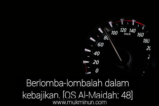 Tafsir Al-Maidah 48: Perintah Berlomba-lomba dalam Kebaikan