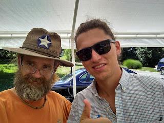 """Alex Mann of """"Capital Gazette"""" """"Veterans and Their Pets""""(SM) """"Tour De PACLANTIC"""" veteransandtheirpets.org https://fundrazr.com/veteransandtheirpets"""