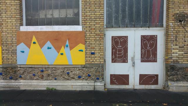 street art, jean charles de castelbajac, les grands voisins, paris 14