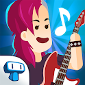 Epic Band Clicker - Rock Star Music Game icon
