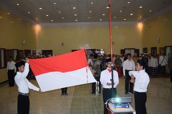 Persatuan Pelajar Indonesia (PPI) di Hadhramaut, Yaman menggelar serangkaian lomba memeriahkan Hari Kemerdekaan ke 71