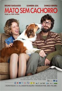 Filme Poster Mato sem Cachorro TS XviD & RMVB Nacional