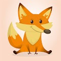 Cartoon Funny Fox Funny Free Download Vector CDR, AI, EPS and PNG Formats