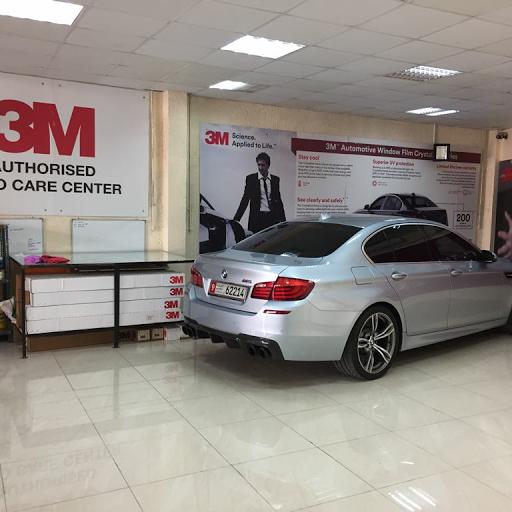 ORANGE Auto Dubai, 3M tinting, Audi BMW, Ceramic Paint