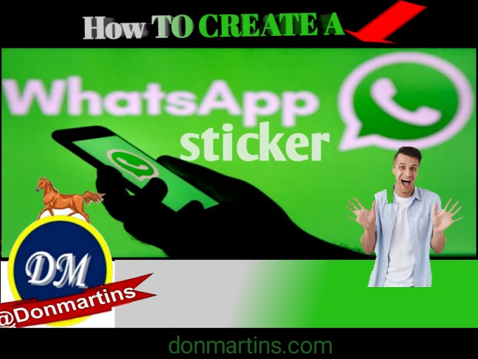 How to create/add a WhatsApp sticker