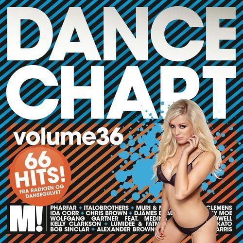 VA   Dance Chart Volume 36 (2013) 320 kbps | músicas