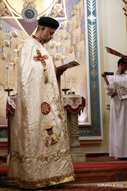 Rites of receiving Fr. Cyril Gorgy - _MG_1014.JPG