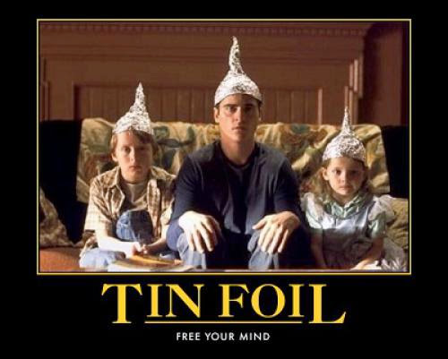 The Truth About Tinfoil Hats