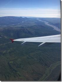 montagnes et vallées de la Kolima