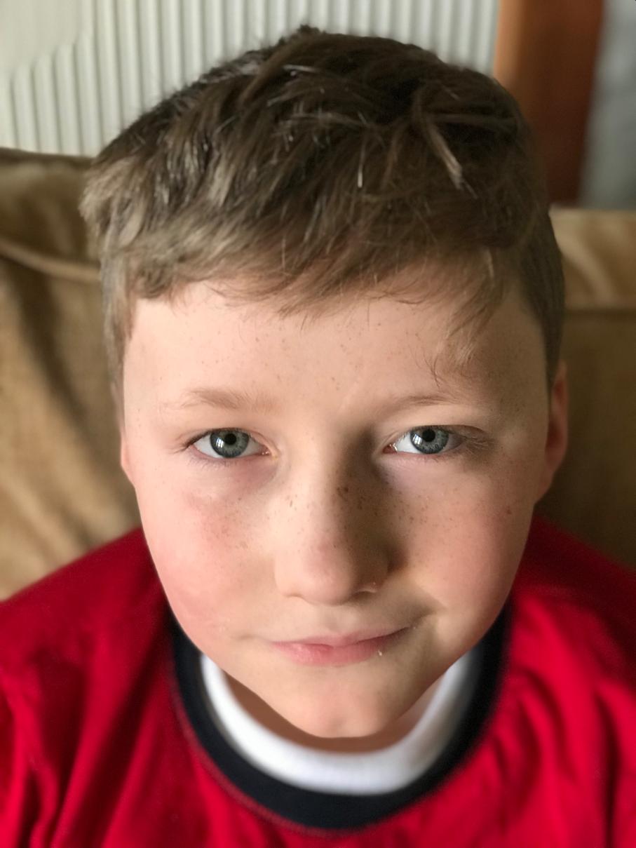 James at 11