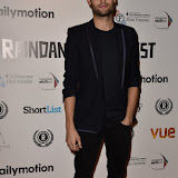 OIC - ENTSIMAGES.COM - Douglas Booth at the Raindance Opening Night Gala at the Vue in Leicester Square, London on the 23rd September 2015. Photo Mobis Photos/OIC 0203 174 1069
