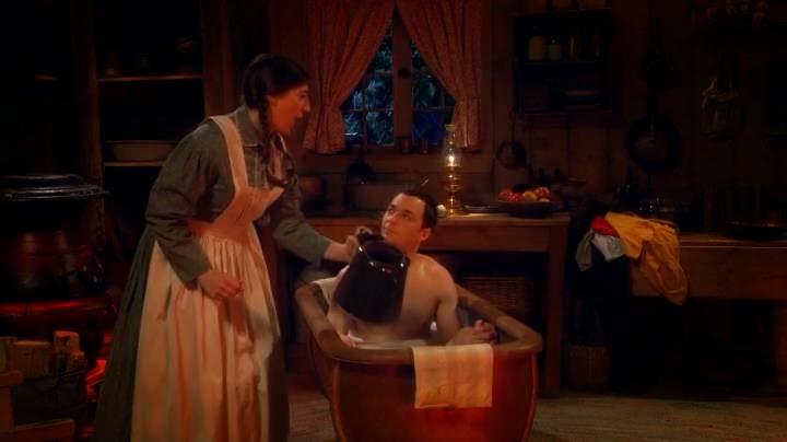 The Big Bang Theory. Sheldon y Amy