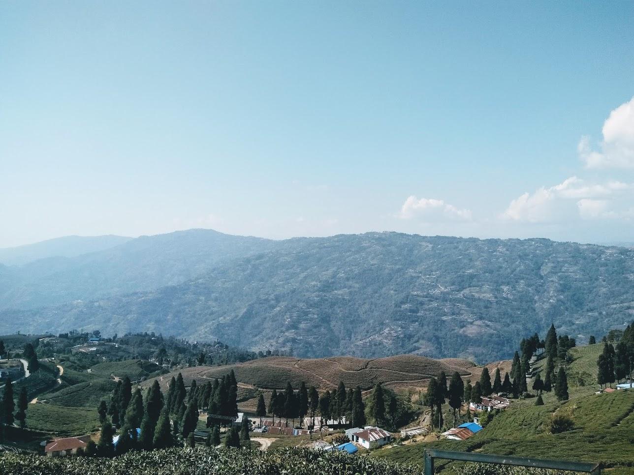 イラムの風景