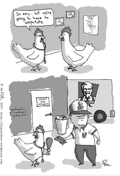 KFC, The Untold Story