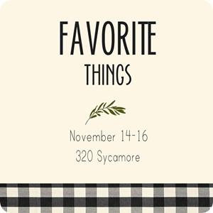 favorite things 2017