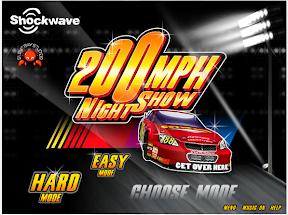 3D-200MPH夜間賽車