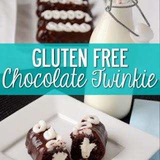 Gluten Free Chocolate Twinkie