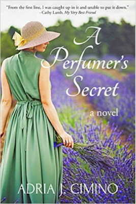 French Village Diaries book review A Perfumer's Secret by Adria C Cimino