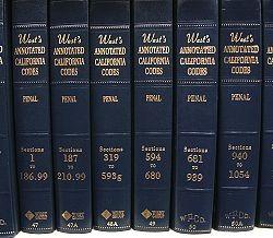 Código Penal de California Conpendio