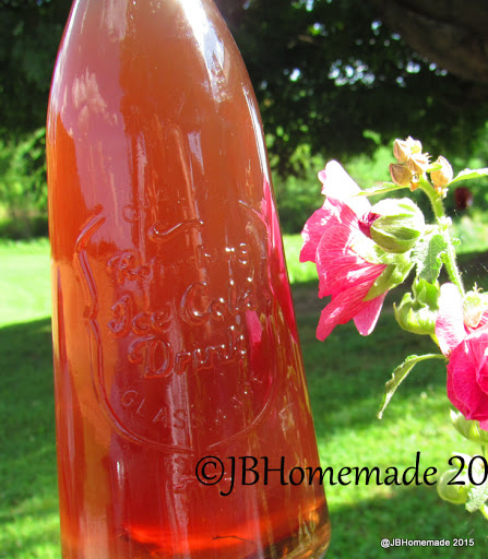 Skin Benefits of Hollyhock Infusion:
