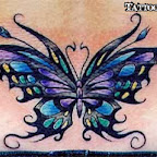 butterfly - tattoo designs