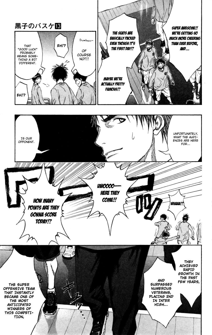 Kuroko no Basket Manga Chapter 114 - Image 09