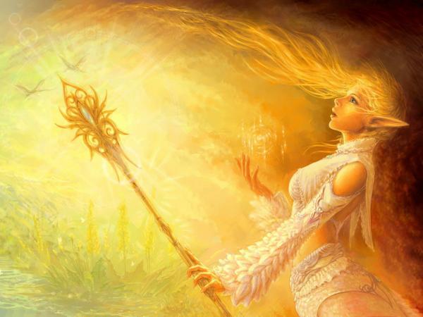 Magic Of Sun, Magic And Spells