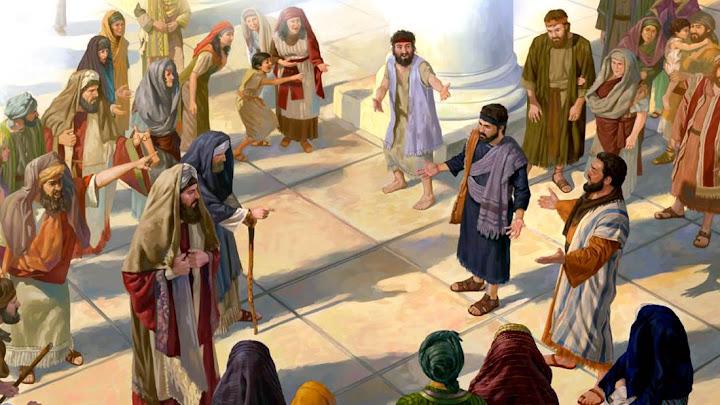 Đấng thấu suốt những gì kín đáo (17.6.2020 – Thứ Tư Tuần 11 Thường Niên)