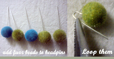 safety+pin+dangler+earrings3 Safety Pin Dangler Earrings 5 Minz Tutorial
