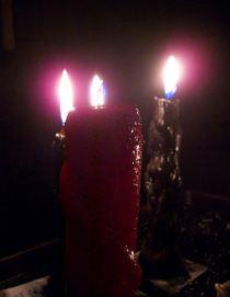 Black Candle, Candle Magic