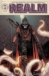 Actualización 05/01/2017: SupsRojo y sAAVage nos traen el numero 3 de The Realm para G-Comics y Legión de Comiqueros. El viaje se ha complicado y ahora deben de escapar siendo guiados de un extraño. ¿Será de confiar?