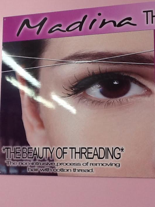 Madina Threading Beauty