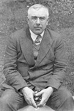 Pyotr Demianovich Ouspenskii 1878 1947 Portrait