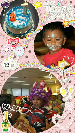 Dnyan's 2nd Birthday
