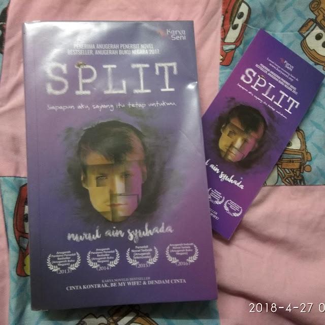 Split oleh Nurul Ain Syuhada