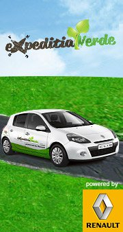 Expeditia verde Renault
