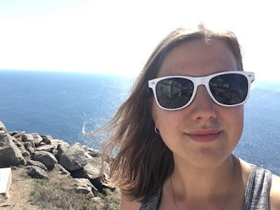 Santjago ceļš. 26. diena. Pasaules malas selfijs.