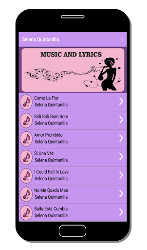 Selena Quintanilla Best Songs And Lyrics Apk Download Apkpure Ai