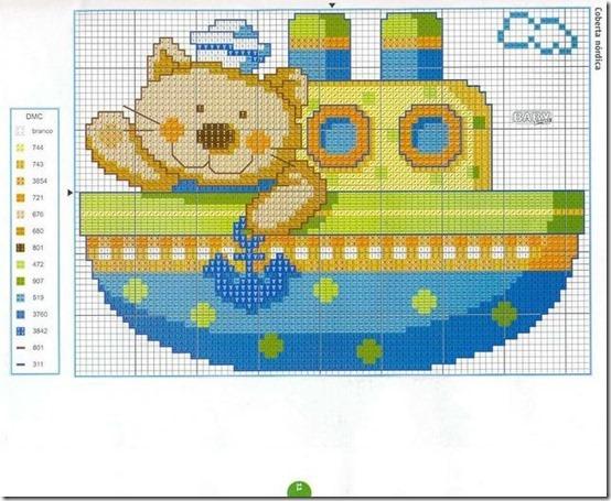 osos punto cruz (1)