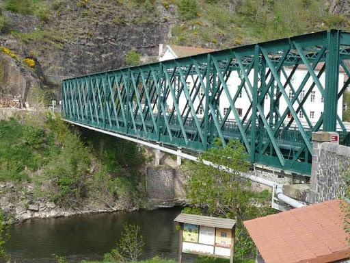 Pont Eiffel à Monistrol-d'Allier