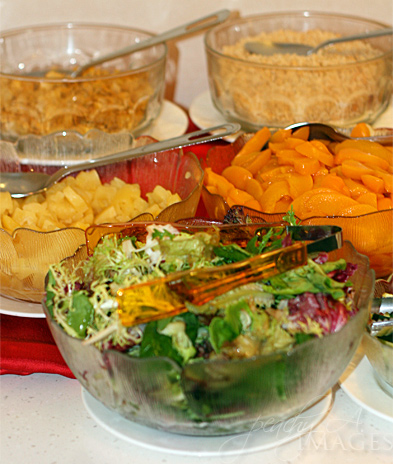Breakfast at Dorsett Far East Hotel, HongKong | www.thepeachkitchen.com