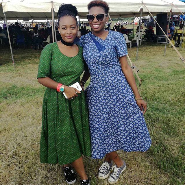 Cinderella Shweshwe Dress: Isishweshwe New Designs 2018