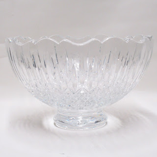 Monique Lhuillier Waterford Crystal Arianne 12 Inch Bowl