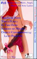 Cherish Desire: Very Dirty Stories #28, Max, erotica