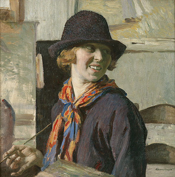 Laura Knight - Selfportrait