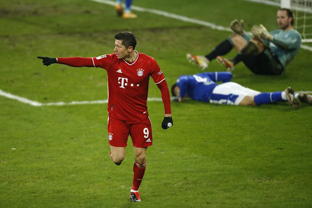Bayern Munich: 4-0 Win Over Schalke Cements Bundesliga Table