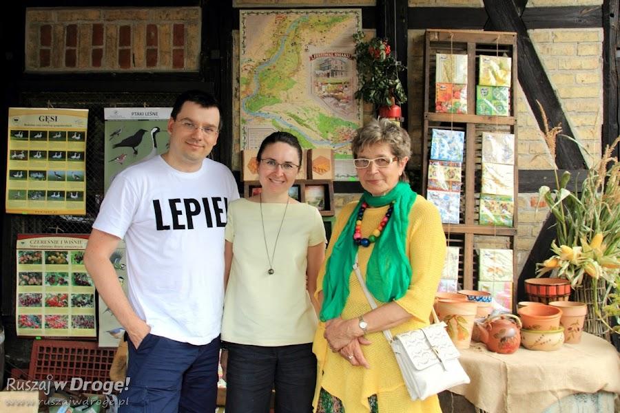 Rozmawialiśmy o kociewskiej gwarze z Panią Profesor Marią  Pająkowską-Kensik