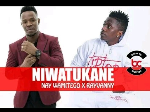 Nay wamitego ft rayvanny – niwatukane | download mp3